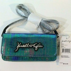 Kendall + Kylie Iridescent Snakeskin Phone Case